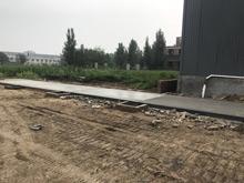 河北沧州任丘200吨电子ballbet贝博安装、调试完毕!